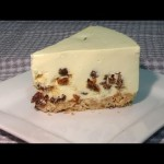 Rum Raisin Cheesecake recipe