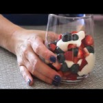 Russian Cream Parfaits recipe