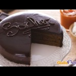Sachertorte Bars recipe