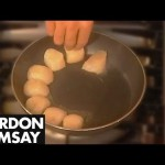 Scallop Saut recipe