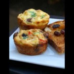 Scrambled Egg Muffins recipe