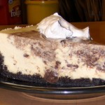 Sensational Irish Cream Cheesecake recipe