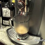 Shaken Iced Caf Latte recipe
