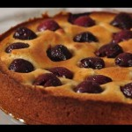 Sherry-Almond Cake recipe