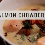 Smoked Salmon and Dill Chowder recipe