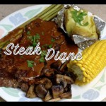 Smothered Steak with Spicy Gravy recipe
