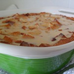 Soft and Sweet Bread Pudding recipe