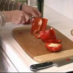 Sole and Peppers recipe