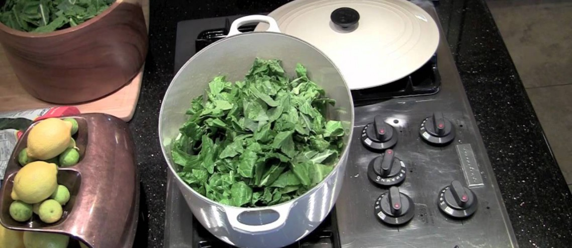 Southern style greens recipe cooking blog forumfinder Images