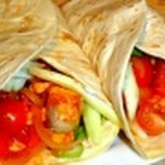 Southwest Tortilla Wraps recipe