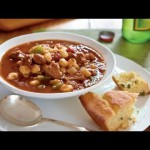 Spicy Hominy Stew recipe
