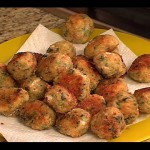 Spinach Feta Bites recipe