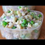 Springtime Tuna Pasta Salad recipe