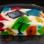 Stained-Glass Fudge recipe