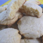 Stir-'N-Drop Sugar Cookies recipe