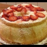 Strawberry Angel Dessert recipe