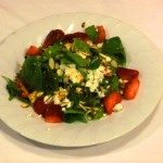 Strawberry Turkey Salad recipe