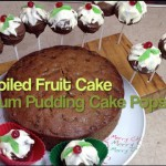 Sugar Plum Pudding Cake recipe