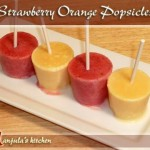 Summer Strawberry Orange Cups recipe