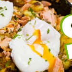 Supper Salmon Hash recipe