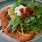 Taco Bread recipe