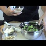 Tahini Chicken Salad recipe