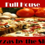 "The New ""Full House"" Pizza recipe"