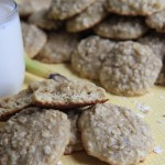 Toasted Oatmeal Cookies recipe