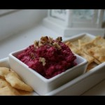 Toasted Walnut Hummus recipe