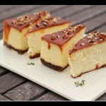 Toffee Cheesecake Cups recipe