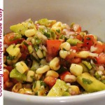 Tomato Corn Relish recipe