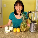Tropical Yogurt Smoothie recipe