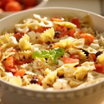 Tuna Tortellini Pasta Salad recipe