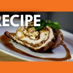 Turkey Breast with Apricot Mustard Glaze recipe