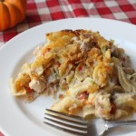 Turkey Casserole recipe
