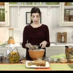 Turkey with Almond Butter recipe
