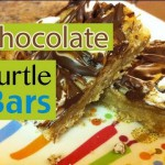 Turtle Bars recipe