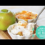 Two-Apple Cheese Pie recipe