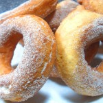 Uruguayan Fried Cakes (Donuts) recipe