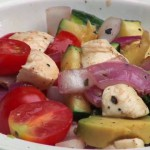 Vegetarian Summer Pasta Salad recipe