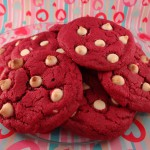 Velvet Chocolate Chip Cookies recipe