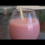 Very Berry O.J. Smoothie recipe
