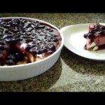 Very Blueberry Cheesecake recipe