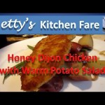Warm Honey Dijon Bacon Dressing recipe