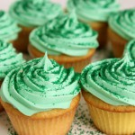 Wave the Flag Cupcakes recipe