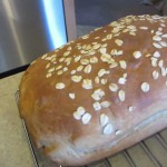 Whole Wheat with Bran Bread recipe
