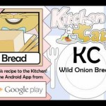 Wild Onion Bread recipe