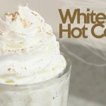 Winter White Hot Chocolate recipe