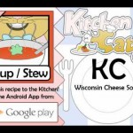 Wisconsin Cheese Vegetable Soup recipe