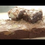Yummy Cheesecake Brownies recipe